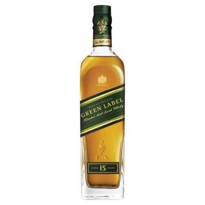 Whisky Green label