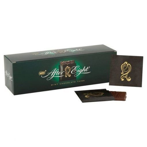 Chocolate Con Menta After Eight Tabletas X200grs