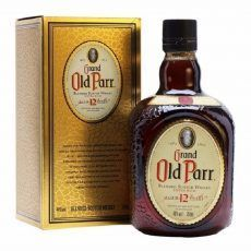 Whisky Old Parr 12 años x750cc