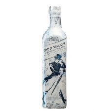 Whisky Johnnie Walker white Game of thrones