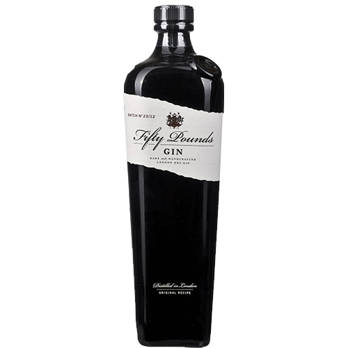 Gin Fifty Pounds London Dry