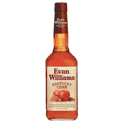 Whisky Evan Williams Kentucky Cider