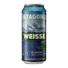 Cerveza Lata Patagonia Weiss X473cc