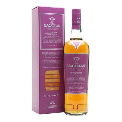 Whisky The Macallan Edition N5