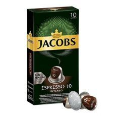Cafe Jacobs Intenso Compatibles Nespresso
