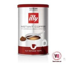Lata Cafe Illy Instantaneo Intenso Arabico x95grs
