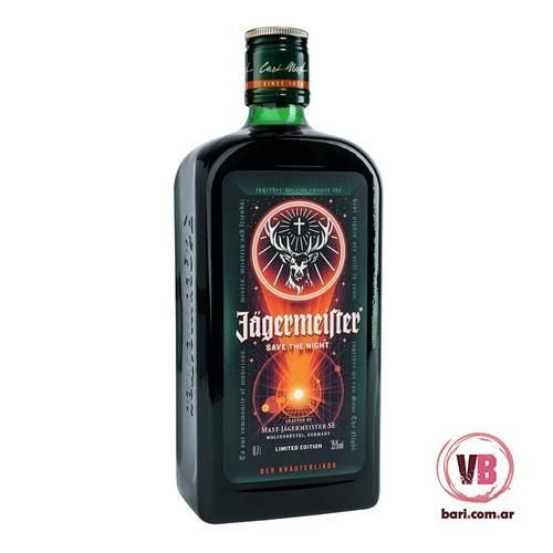 Licor Jagermeister Save The Night
