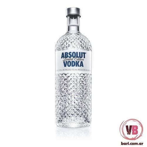 Vodka Absolut Glimmer Limited Edition